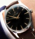 Wonderful Vintage Breitling watch with black dial