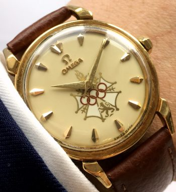 [:en]Omega Seamaster XVI Olympic Games Melbourne 1956[:de]Omega Seamaster XVI Olympic Automatik Melbourne 1956[:]