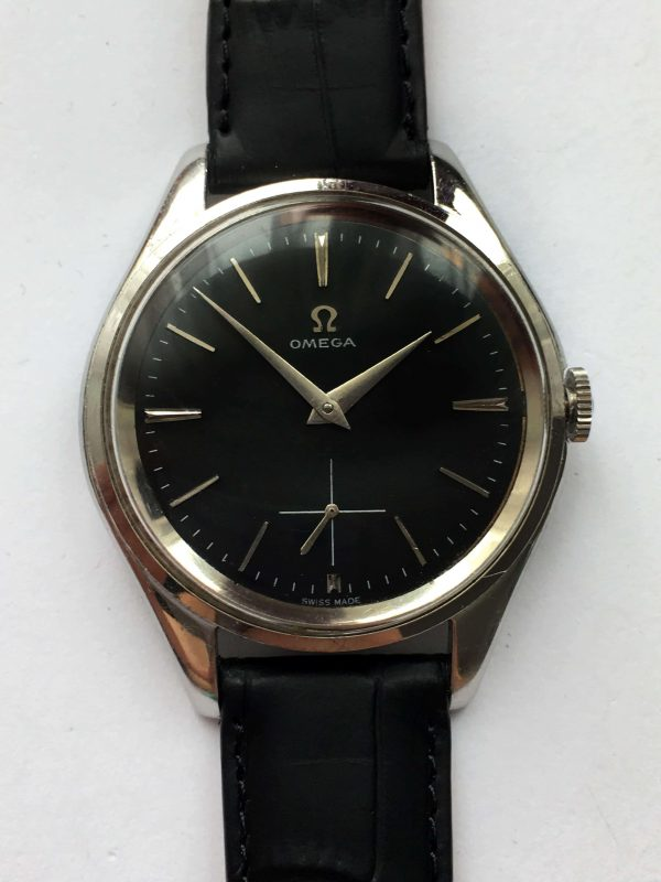 39mm Oversize Jumbo Omega Vintage stepped case
