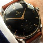 1709 omega oversize black dial (1)