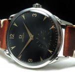 1709 omega oversize black dial (4)