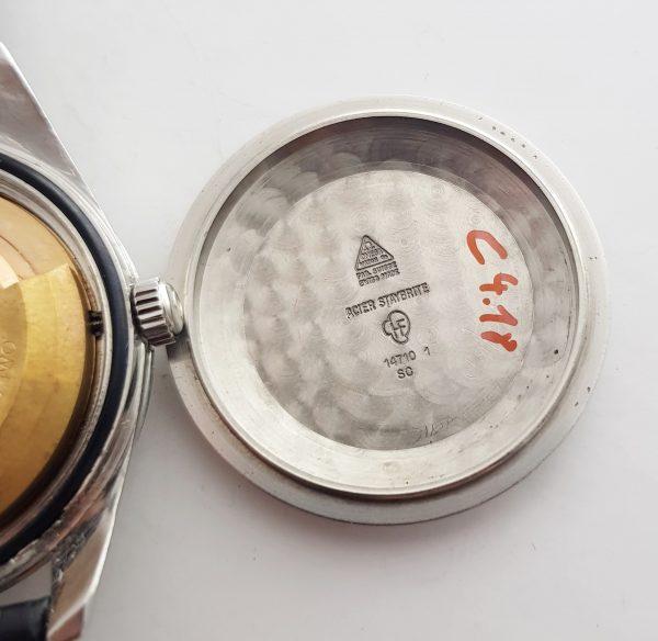 Amazing Omega Seamaster Automatic Onyx Dial Vintage