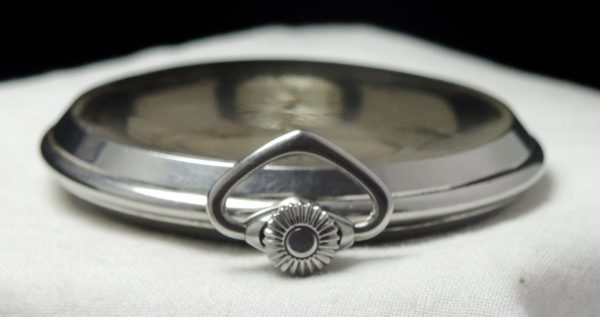 Serviced Omega Pocket Watch Bullseye Dial