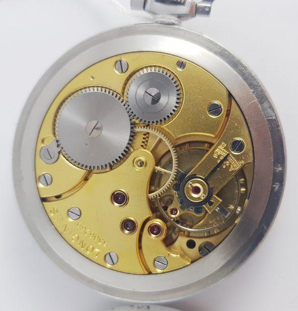 Great Longines Pocket Watch Vintage Taschenuhr
