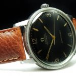 1967 Seltene Omega Seamaster Automatic Explorer dial steel