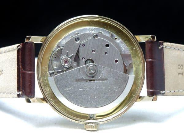 Restaurierte Vintage Glashütte Spezimatic Automatic