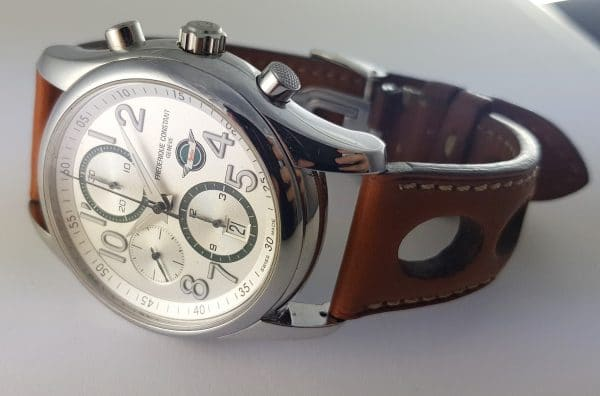 Serviced Frederique Constant Healey Automatic Chronograph