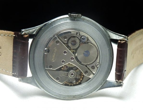 35mm Vintage Doxa watch with Explorer Dial