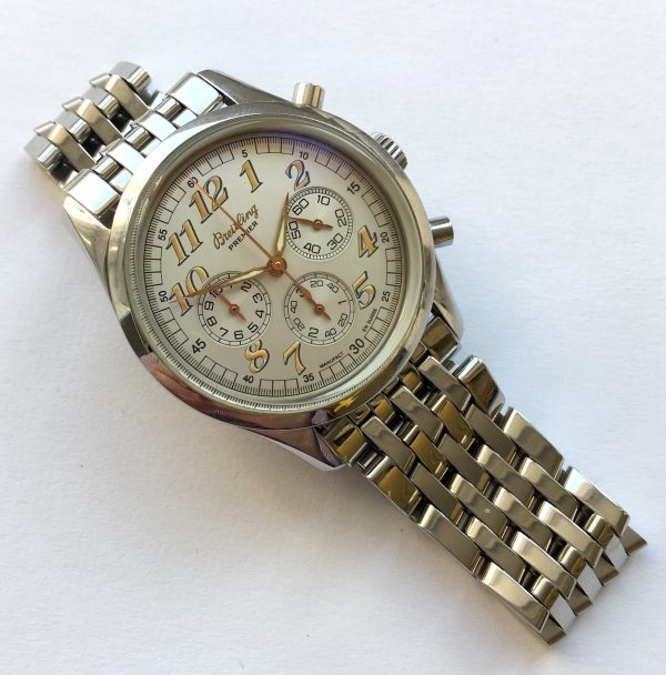Breitling Navitimer Premier Automatic 37mm NOS