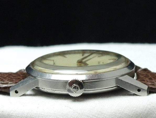 33mm Omega Honeycomb dial Vintage Ladies Damen