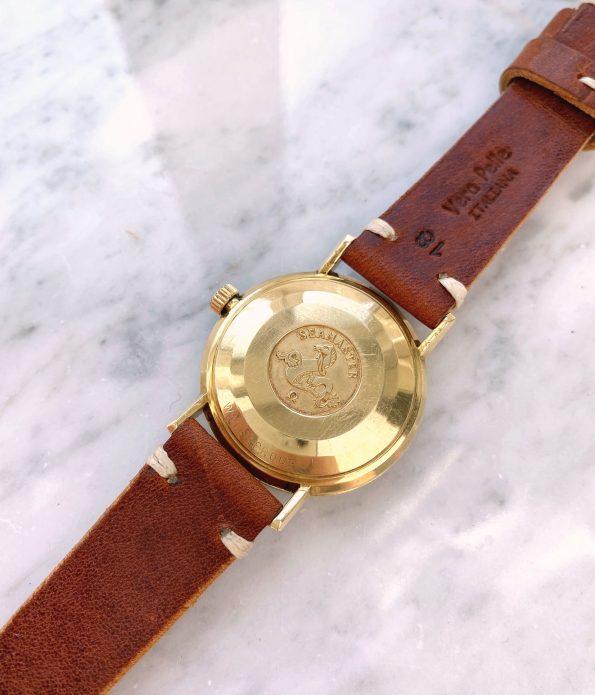 Solid Gold Vintage Omega Seamaster De Ville Automatic SOLID GOLD