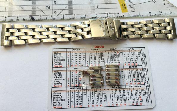Breitling Chronomat Steel Strap 20mm