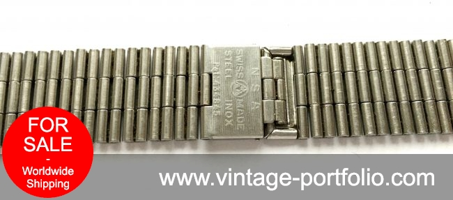Original Jaeger LeCoultre Steel strap 18mm