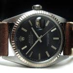 Rolex Datejust Automatic Automatik  with black dial