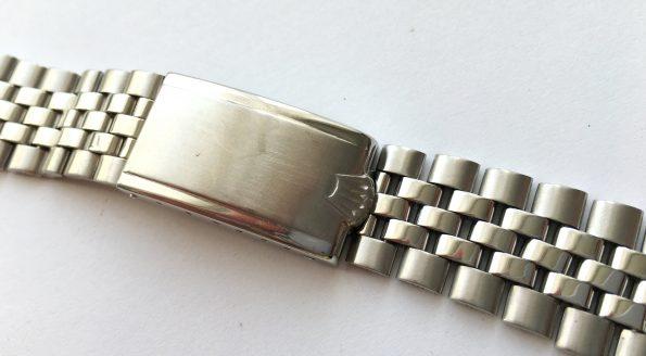 Original Rolex Datejust Jubilee Steel Strap