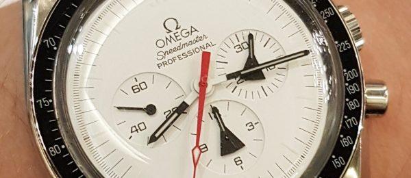 Rare Omega Speedmaster Alaska Project
