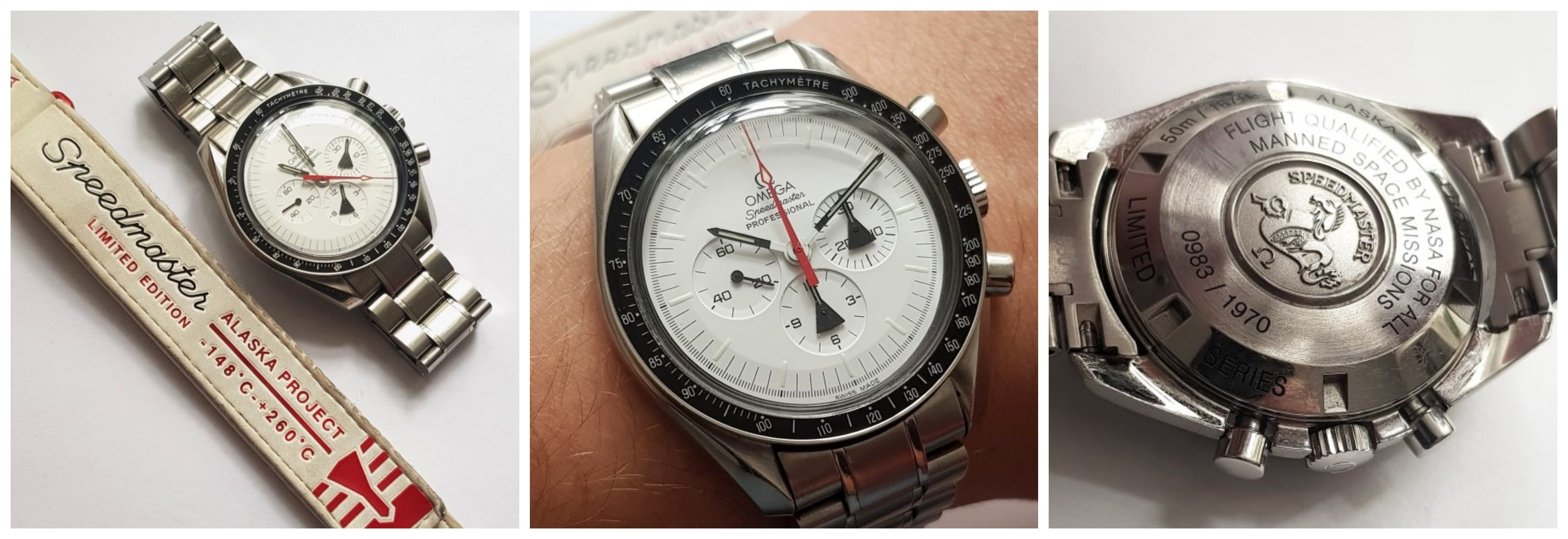 The Legendary Omega Speedmaster