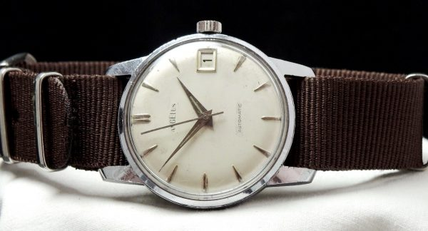 Vintage Angelus Automatic with Date