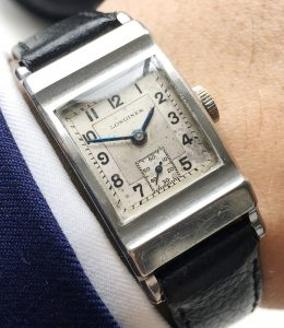 Art Deco Longines Vintage Watch