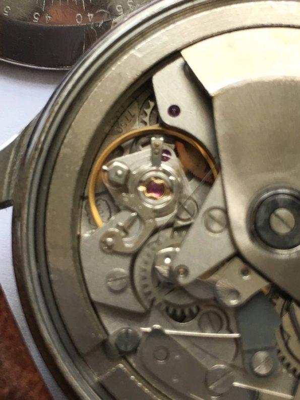 Automatic  Breitling Old Navitimer Vintage 81610