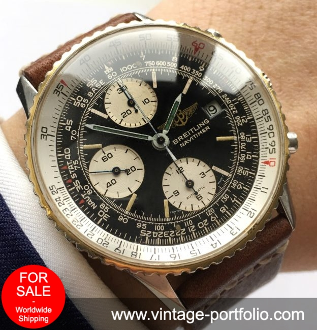 Automatic  Breitling Old Navitimer Vintage 81610
