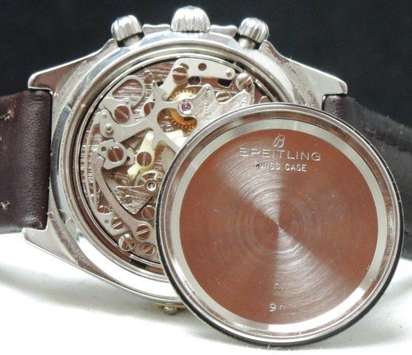 Original Breitling Callisto Chronograph Damen Lady Full Set