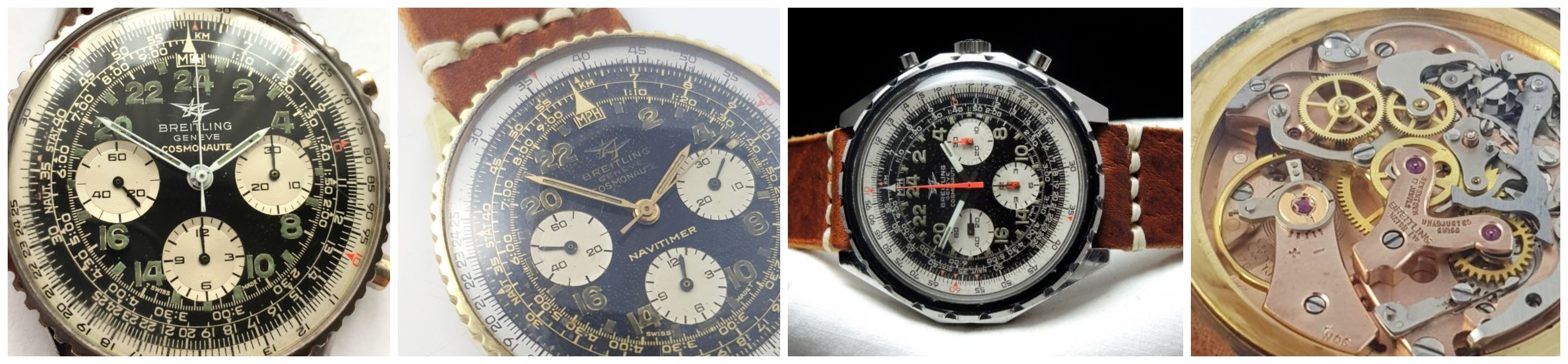 Breitling Navitimer: The First Smart Watch