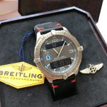 Breitling Navitimer Titan Repetition Royal Air Force Quarz