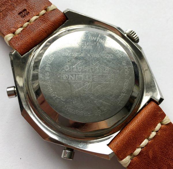 Original Breitling Old Navitimer 1806 Vintage Automatic