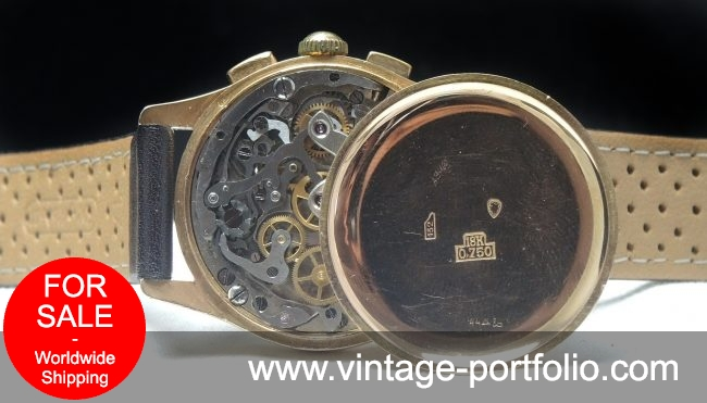 Breitling Premier Vintage Chronograph Rose Gold Lady Damen Ladies