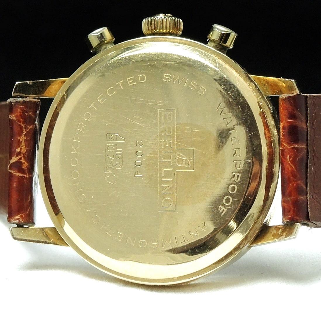 Vintage solid gold Uhren