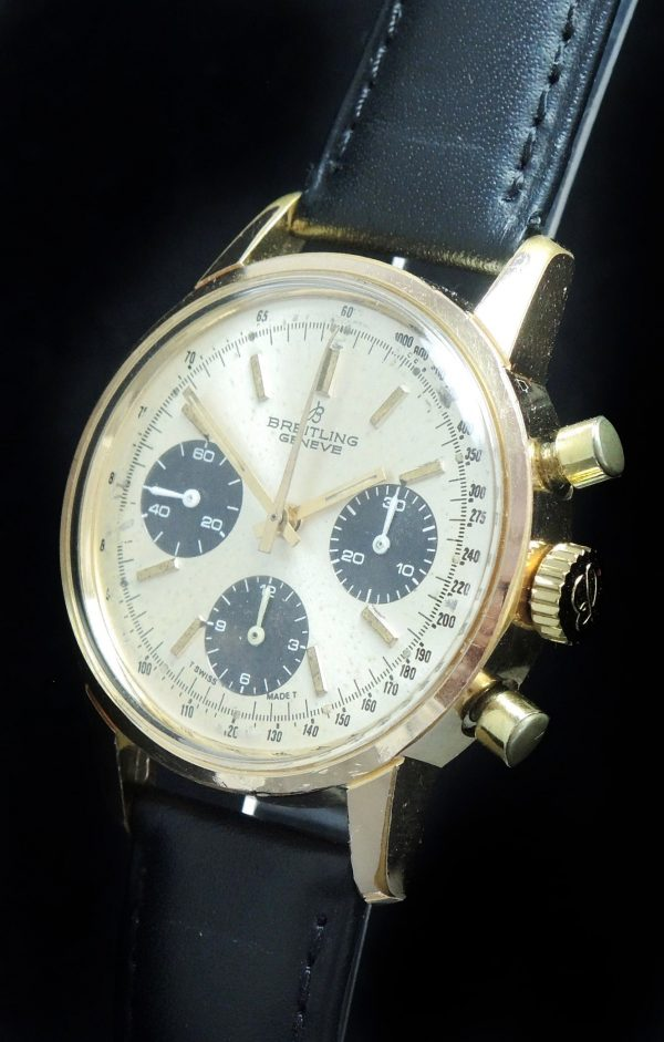 Superrare Breitling Top Time 38mm ref 815 Vintage