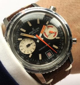 Breitling Vintage Chrono Matic a1886 (1)