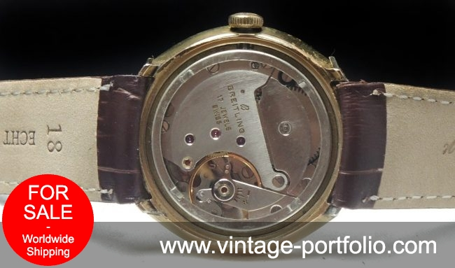 Amazing Breitling Vintage with Date