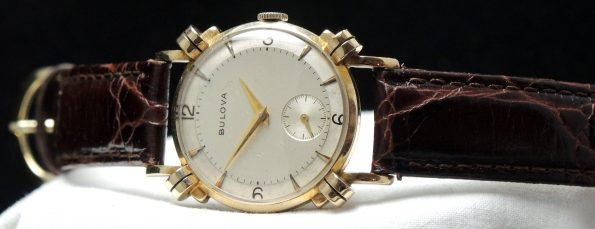 Wonderful Ladies Art Deco Bulova