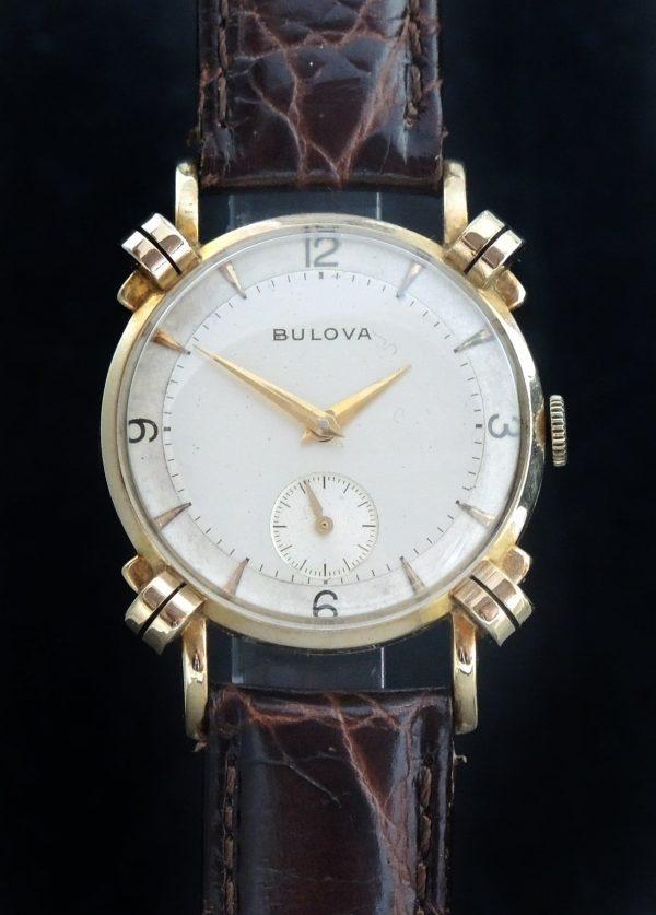 Wonderful Ladies Art Deco Bulova