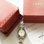 Original Cartier Pascha Power Reserve Full Set Automatic