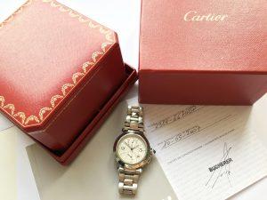 Cartier Pascha y1820 (1)
