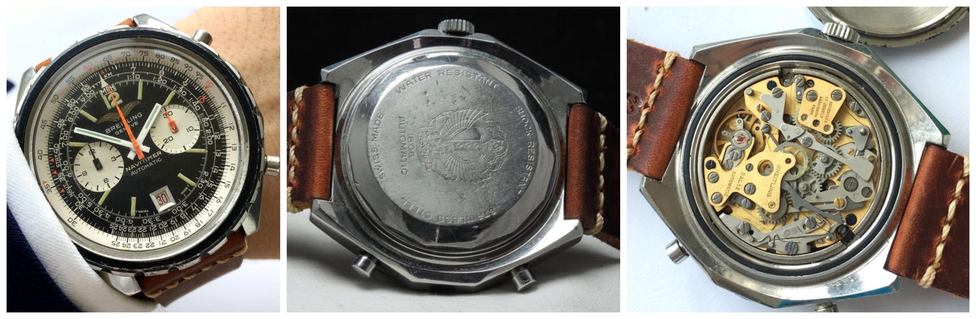 Breitling Navitimer: The First Smart Watch