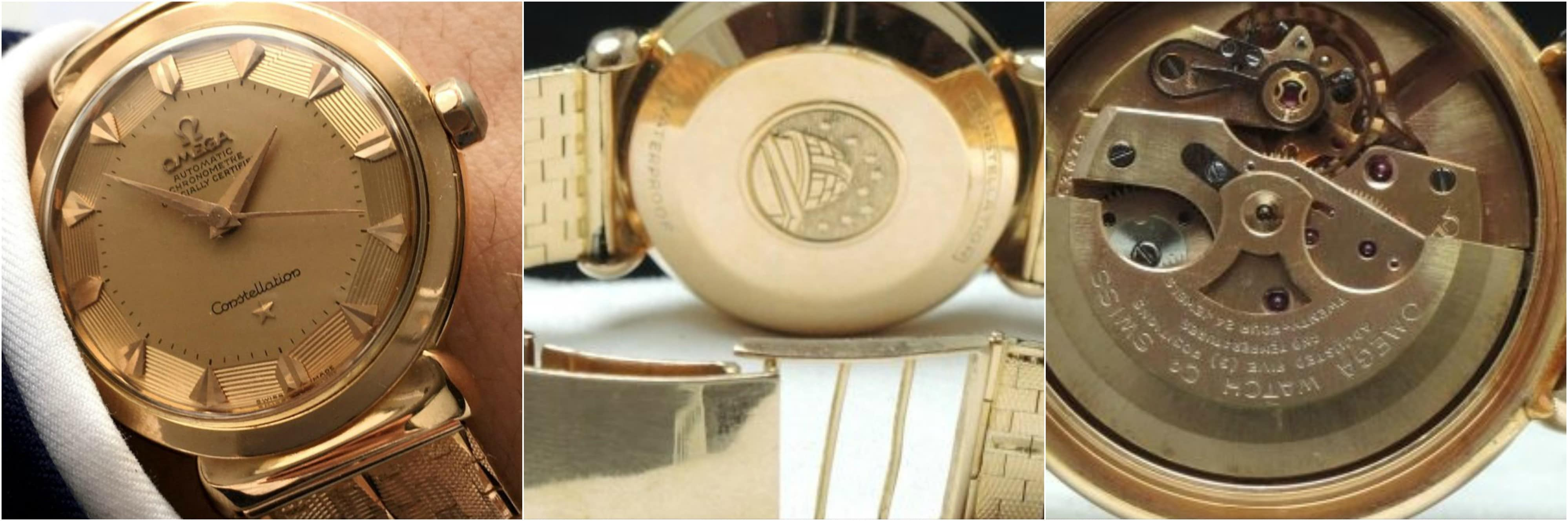 The Pursuit of Timekeeping Accuracy: Omega Constellation
