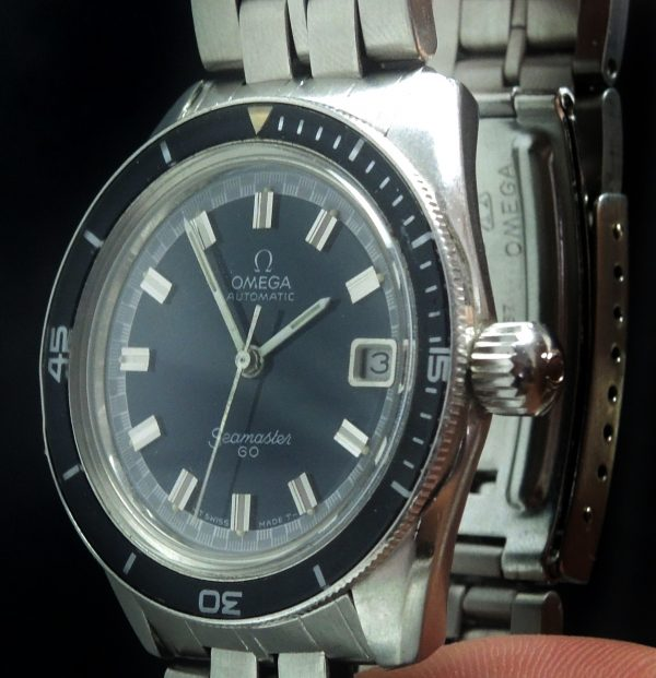Perfect Omega Seamaster 60 Automatic Vintage