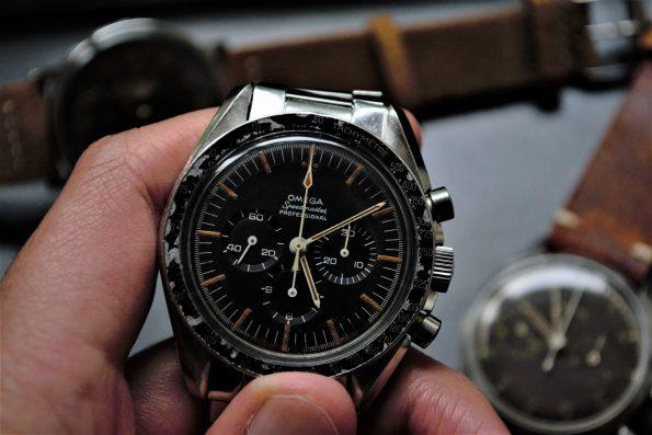 Wonderful Omega Speedmaster Vintage 105012 1966 Pre Moon DON
