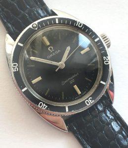 Damen Omega Seamaster 120 Vintage Diver a1480 (3)