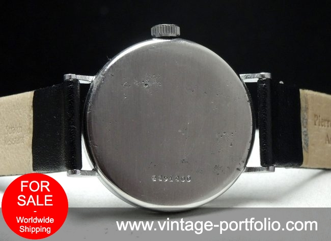 Amazing 36mm Vintage Doxa with Two Tone dial