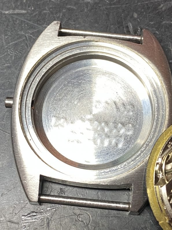 Servicierte CWC Militäruhr Vintage Broad Arrow 6bb LOST NAVIGATOR
