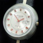 Rare  Glashütte Vintage Diver Spezimatik Automatic