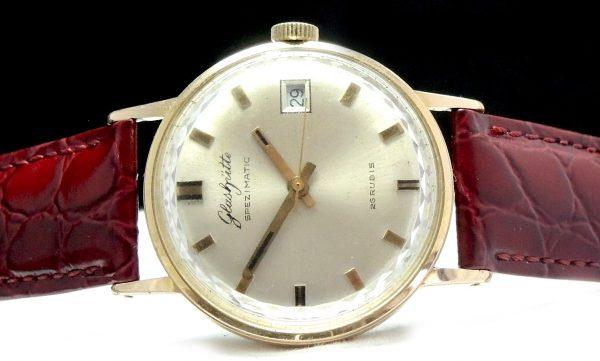 Vintage Glashütte Spezimatic  34mm Ladies Watch