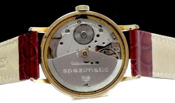 Vintage Glashütte Spezimatic  34mm Ladies Watch