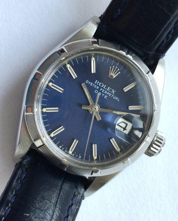 Original Rolex Oyster Perpetual Datjust - Ladies Watch Lady 26mm