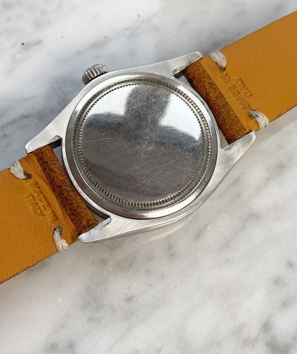 Rolex Oysterdate Precision 30mm Lady Black GILT Dial